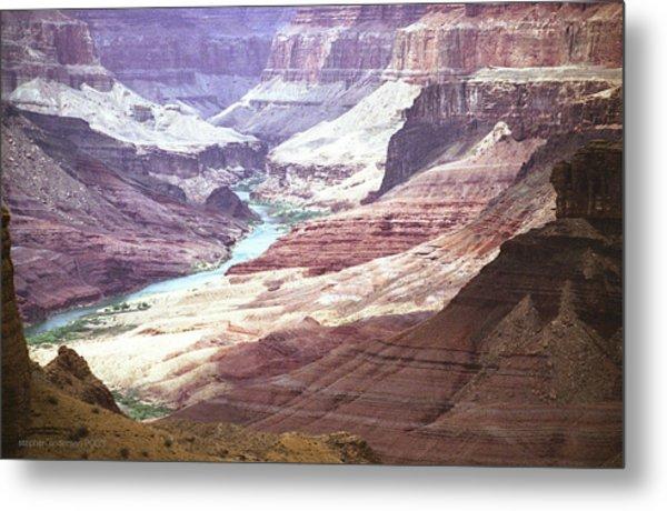 Beamer Trail, Grand Canyon Metal Print
