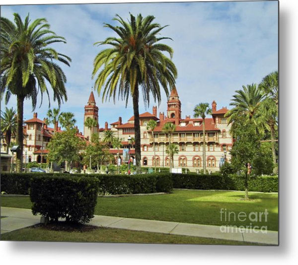 Beautiful Flagler College Metal Print