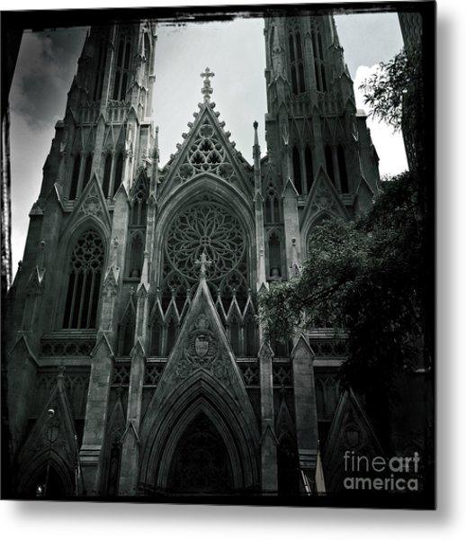 Beautiful St Patricks Cathedral Metal Print