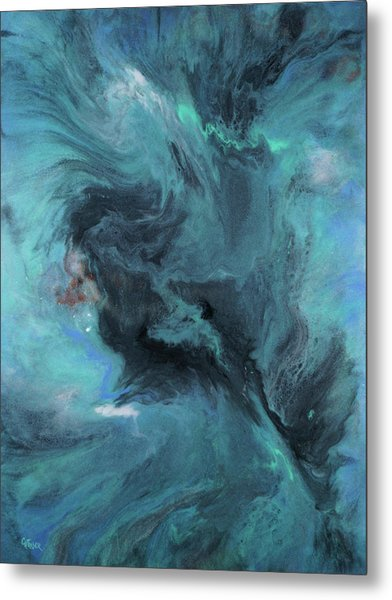 Beautiful Storm Metal Print