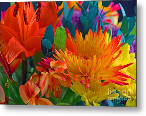 Beautiful To The Eyes  Metal Print