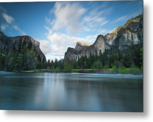 Beautiful Yosemite Metal Print