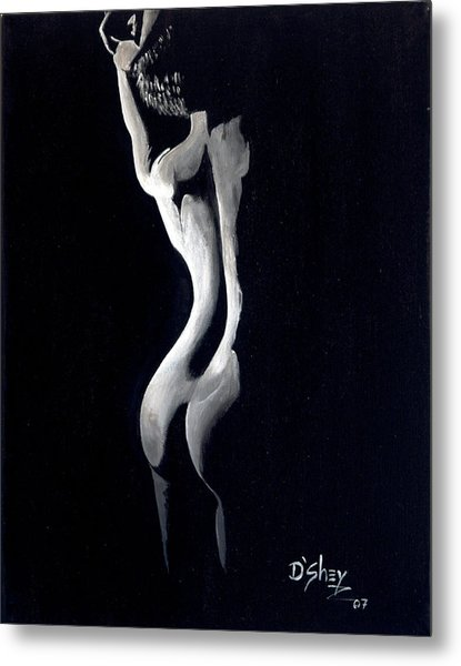 Beauty In The Shadows 10 Metal Print by Don MacCarthy