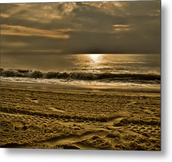 Beauty Of A Day Metal Print