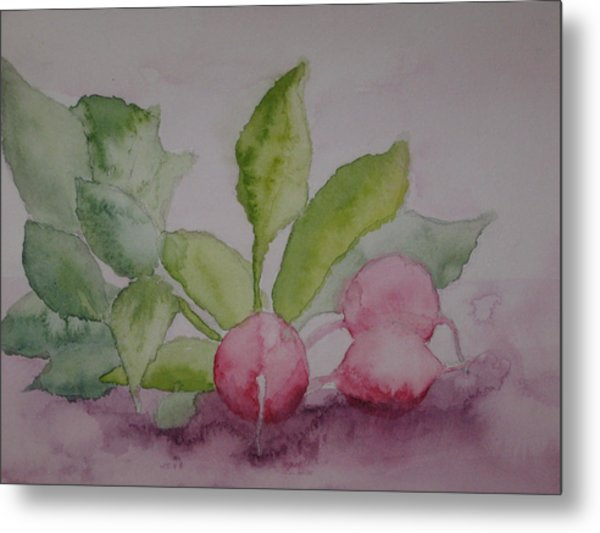 Beets Metal Print by Diana Prout