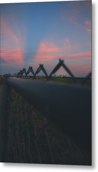 Before Dark Metal Print