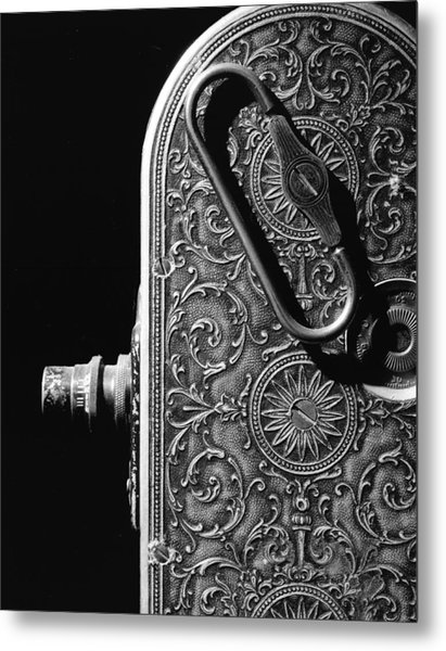 Bell And Howell Camera Metal Print