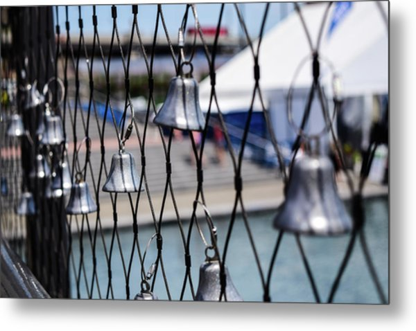 Bells Of Hope Metal Print