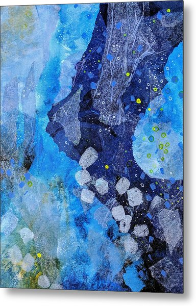 Beneath The Surface Metal Print