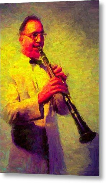 Benny Goodman Metal Print