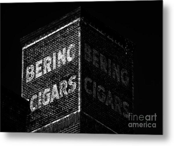 Bering Cigar Factory Metal Print