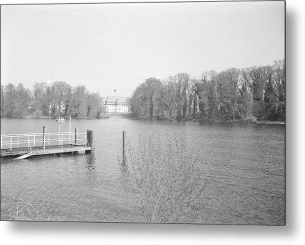 Berlin Lake Metal Print