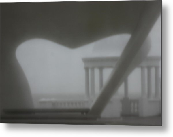 Bexhill 12 Metal Print by Jez C Self