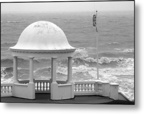 Bexhill 14 Metal Print by Jez C Self