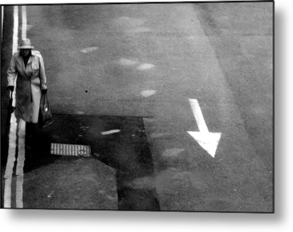 Bexhill 17 Metal Print by Jez C Self