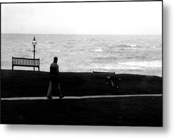 Bexhill 18 Metal Print by Jez C Self