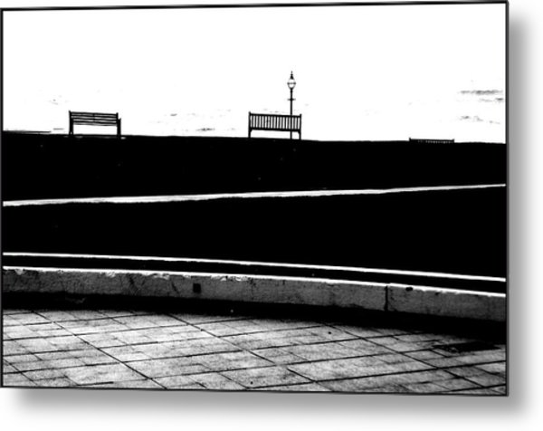 Bexhill 19 Metal Print by Jez C Self