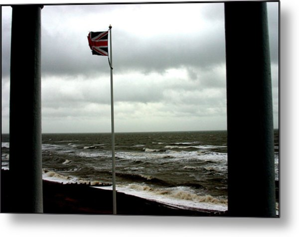 Bexhill 2 Metal Print by Jez C Self