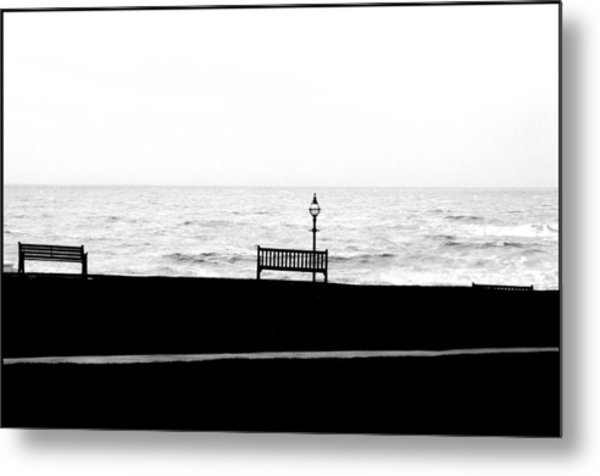 Bexhill 20 Metal Print by Jez C Self