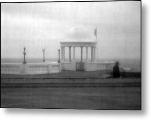 Bexhill 9 Metal Print by Jez C Self