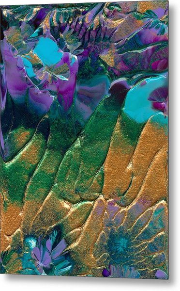 Beyond Dreams Metal Print