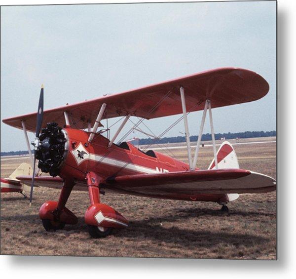 Bi-wing-6 Metal Print
