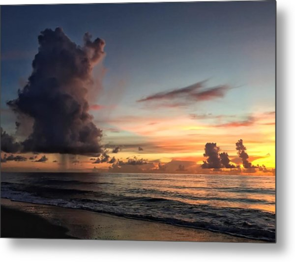 Big Cloud Metal Print