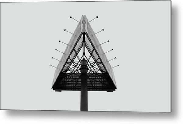 Billboard Metal Print by Vis  Felavis