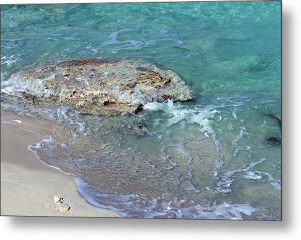 Bimini After Wave Metal Print