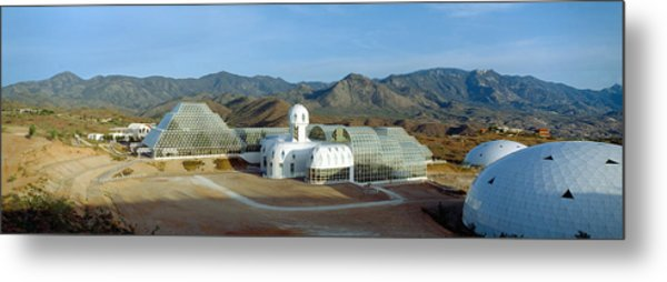 Biosphere 2, Arizona Metal Print