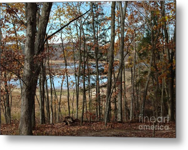 Black Rock Flats From The Mary Ann Metal Print