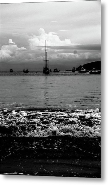 Black Sails Metal Print