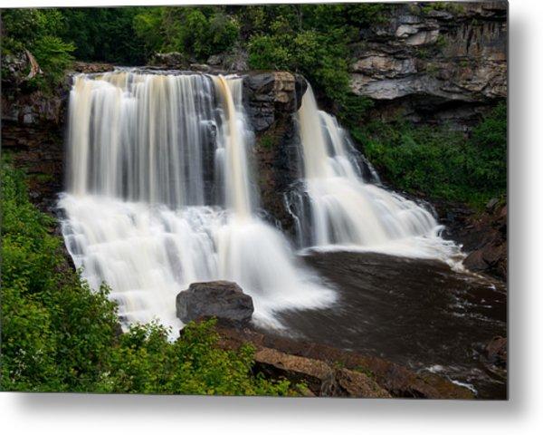 Blackwater Falls State Park West Virginia Metal Print