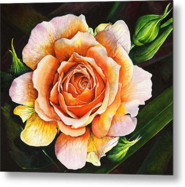 Blooming Marvellous Metal Print