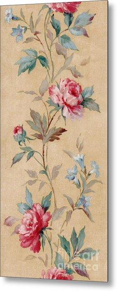 Blossom Series No.4 Metal Print