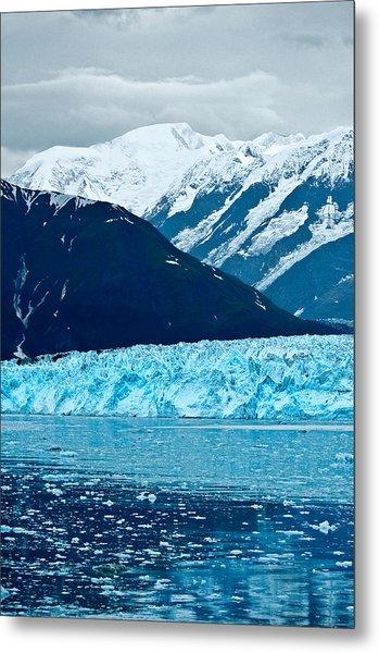 Blue Alaska Metal Print