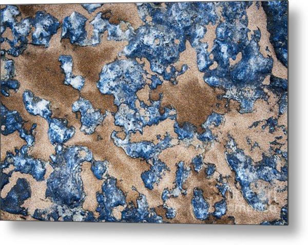 Bluestone Metal Print