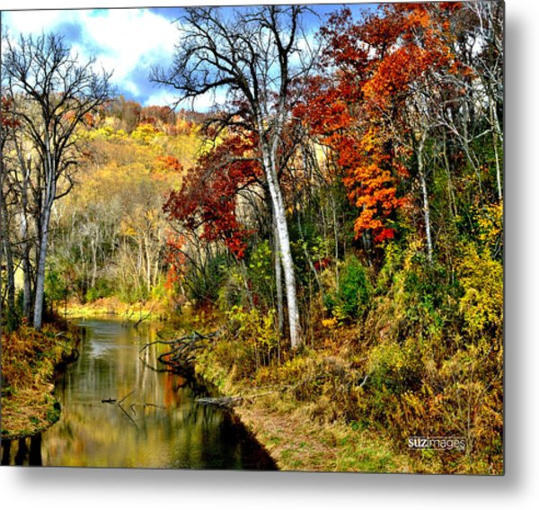 Bluff Country Metal Print