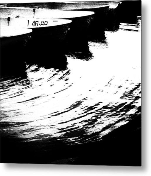 Boat #1 4669 Metal Print