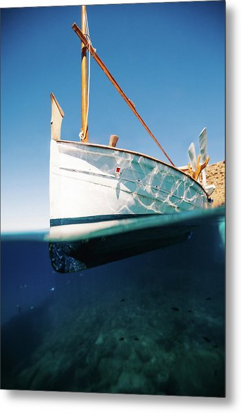 Boat IIi Metal Print