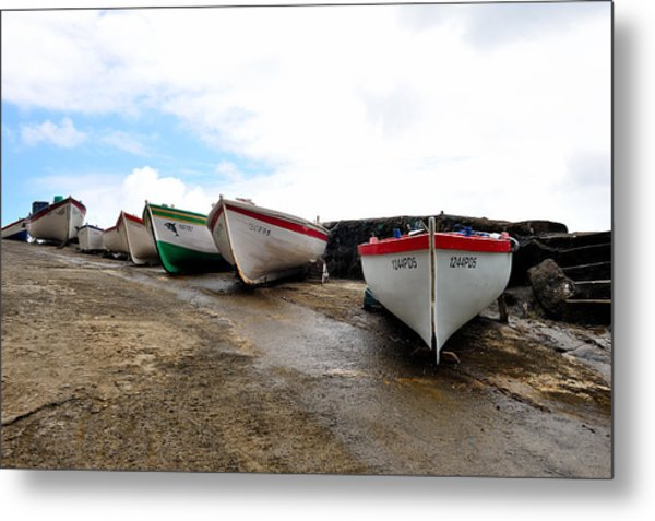 Boats,fishing-24 Metal Print