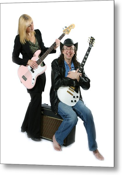 Bob And Theresa Kaat-wohlert Metal Print