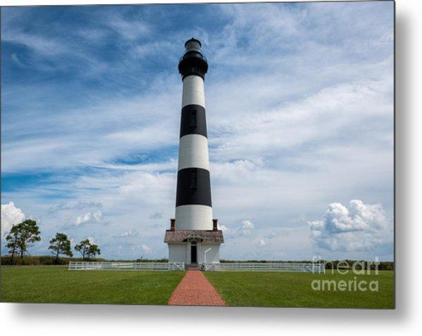 Bodie Island Lighthouse Metal Print
