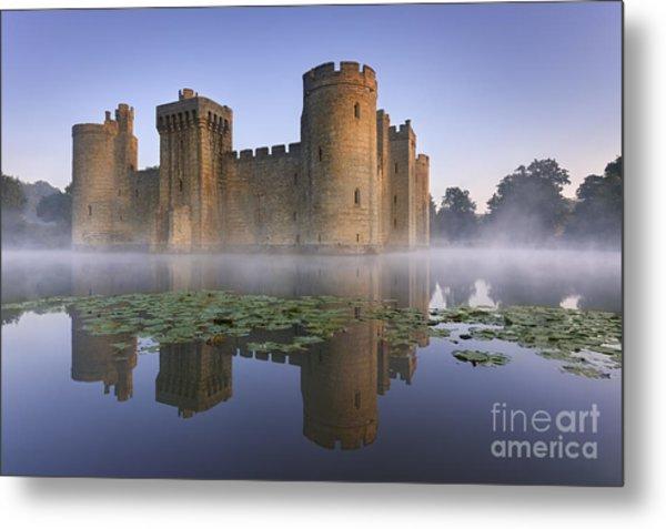 Bodium Castle 1 Metal Print