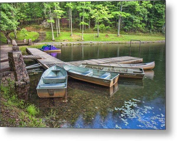 Boley Lake Metal Print