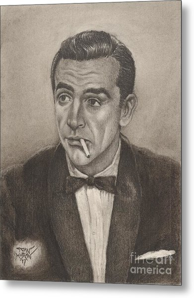 Bond From Dr. No Metal Print