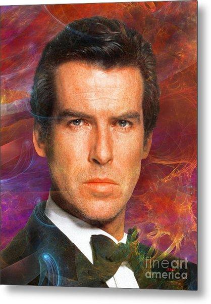Bond - James Bond 5 Metal Print