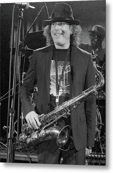 Boney James Smiling At Hub City '17 Metal Print