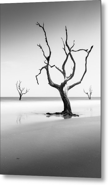 Boneyard Beach Xiii Metal Print