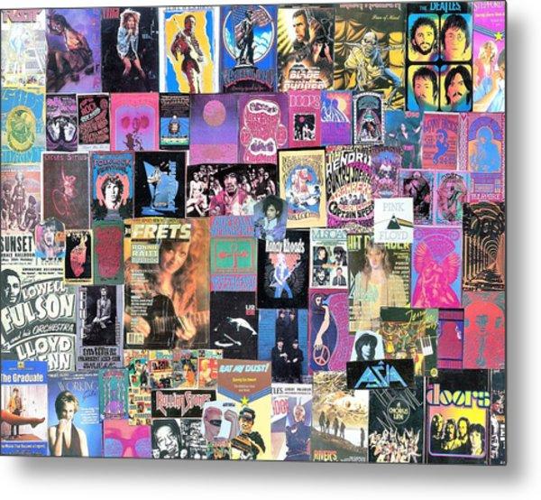 Bonnie Raitt On Frets Plus Surprises Metal Print